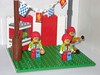 3Clowns (peppermint_mecha) Tags: lego minifigs clowns collectable