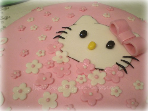 Hello Kitty rosa