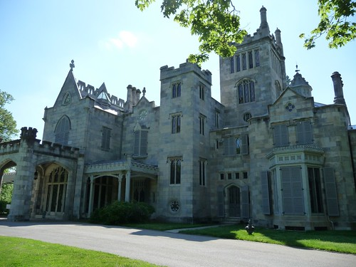 Lyndhurst Castle Tarrytown Ny Historic Houses