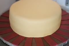 Kung Fu Panda CakeSecond0010