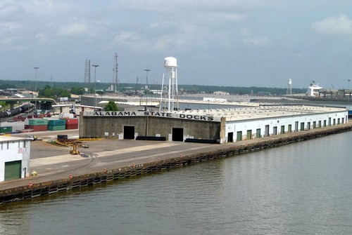 Alabama State Docks
