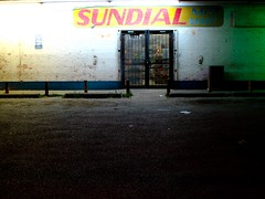 Sundial Mini Mart (David Adam Salinas) Tags: longexposure digital nighttime davidsalinas canong10 sundialminimart