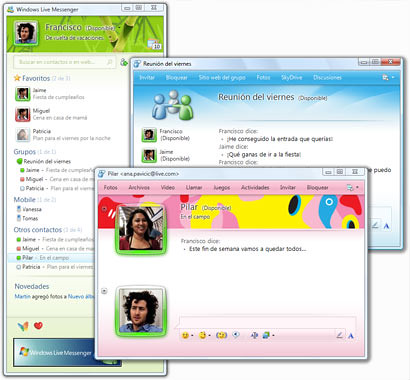 Messenger Plus Live: La version mas agradable del MSN