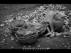 Mighty Bangladeshi (Shabbir Ferdous) Tags: portrait bw white black stone photographer shot explore worker frontpage sylhet bangladesh bangladeshi bholaganj canoneos5dmarkii shabbirferdous ef2470mm28lusm wwwshabbirferdouscom shabbirferdouscom