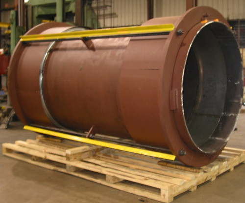5,165 lb. Tied Universal Expansion Joint for a Chemical Plant in Louisiana