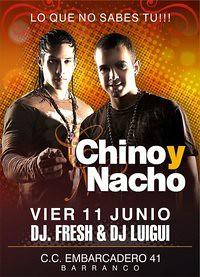 Chino y Nacho - Embarcadero41 Barranco