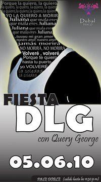 Fiesta DLG - Discoteca Dubal