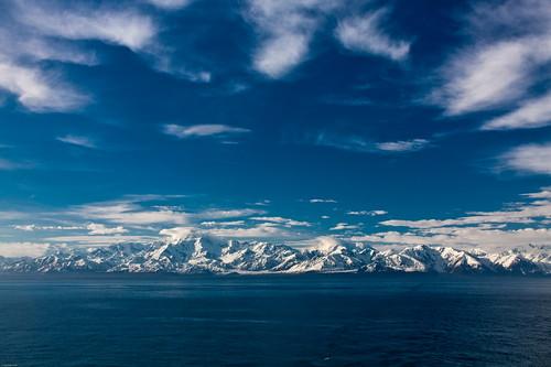 From Hubbard Glacier to Glacier Bay National Park