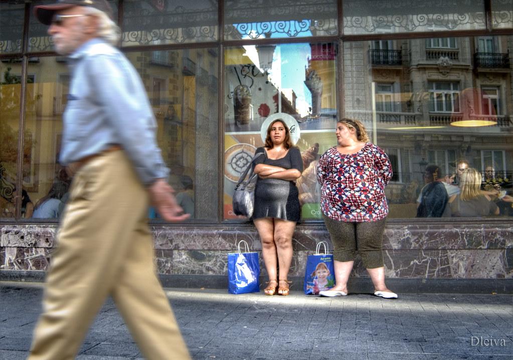 estereotipos mujer prostitutas calle montera madrid