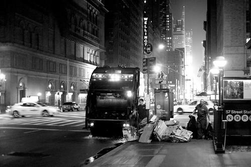Picking up the garbage. tomroeleveld/Flickr