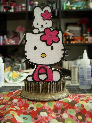 Hello Kitty Card 1