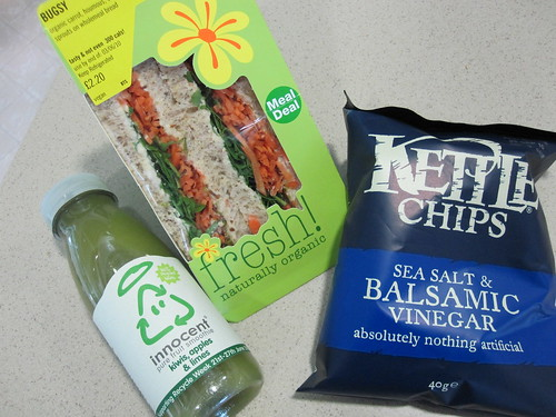 Boots Meal Deal - Veganized!