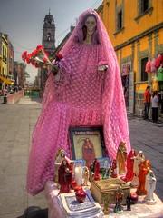 Santa Muerte - Mexico City
