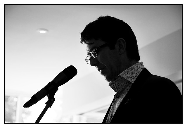 Pierre Yves Arzel's speech