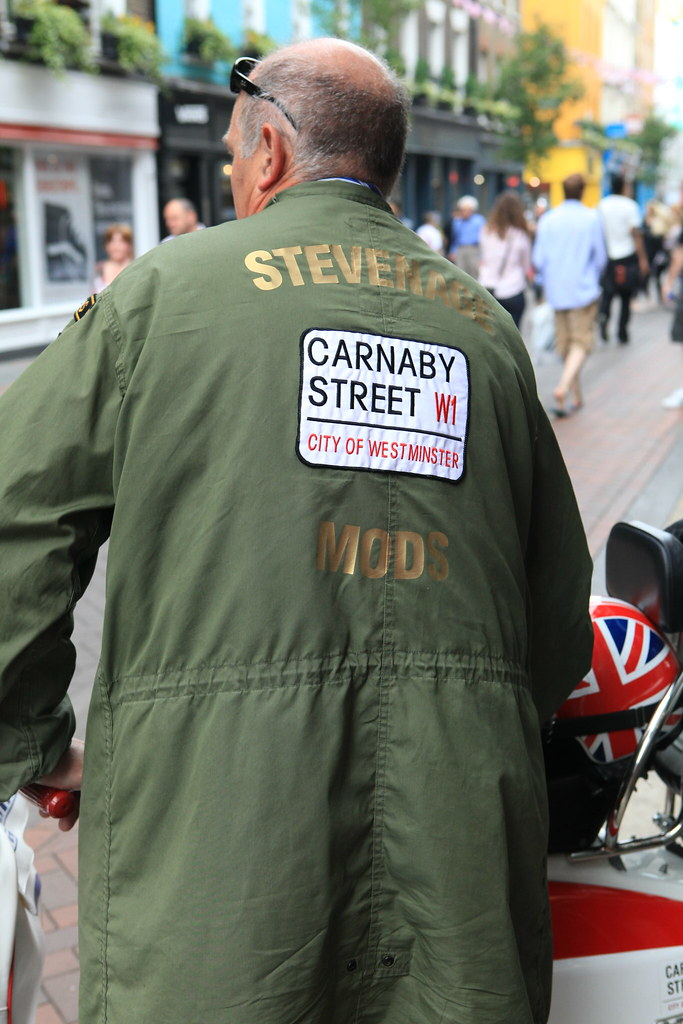 The World's Best Photos of parka and scooters - Flickr Hive Mind