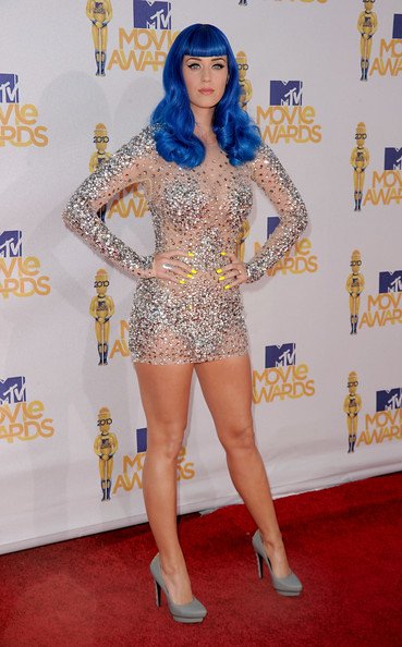 MTV Movie Awards 2010 Katy Perry