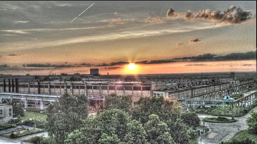HDR from my new work (Vodafone Czech Republic)