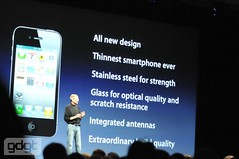Apple Live Keynote WWDC iphone 4