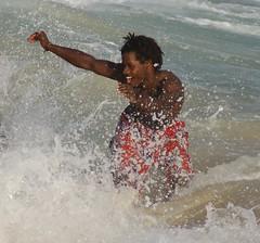surfer fun (René Mouton) Tags: sal caboverde santamaria kaapverdië capeverde surfer oceaan zee water spatten druppels branding ocean atlantischeoceaan lol fun smiling lachen atlanticocean nikond50 flickrchallengegroup sport man smile plezier lach flickrchallengewinner superherowinner