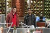 "Company yes men Kevin (NICK KROLL) and Matty (AZIZ ANSARI) in ""Get Him to the Greek"""