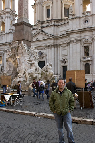 Jose in Piazza Navona