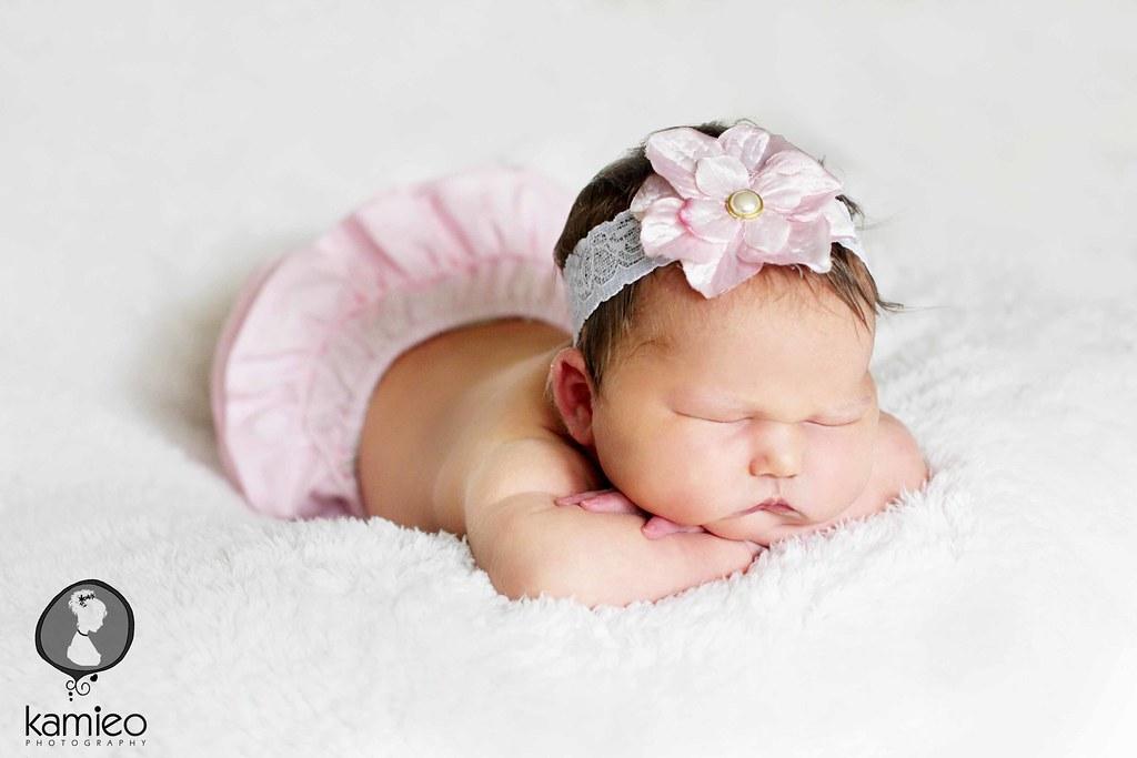 Sweet Baby J.  7 Days old