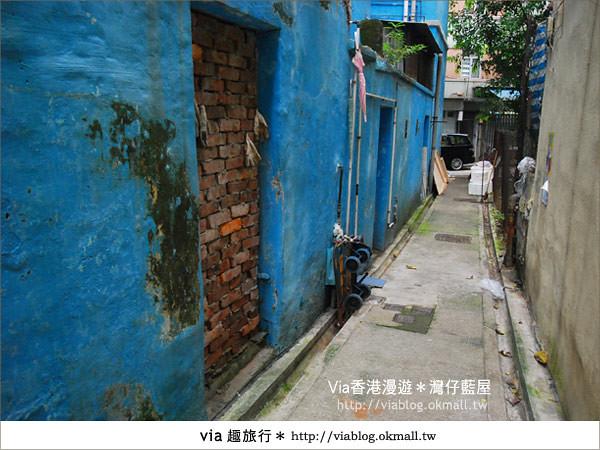 【香港旅遊景點】via香港趴趴走~灣仔藍屋|灣仔民間生活館17