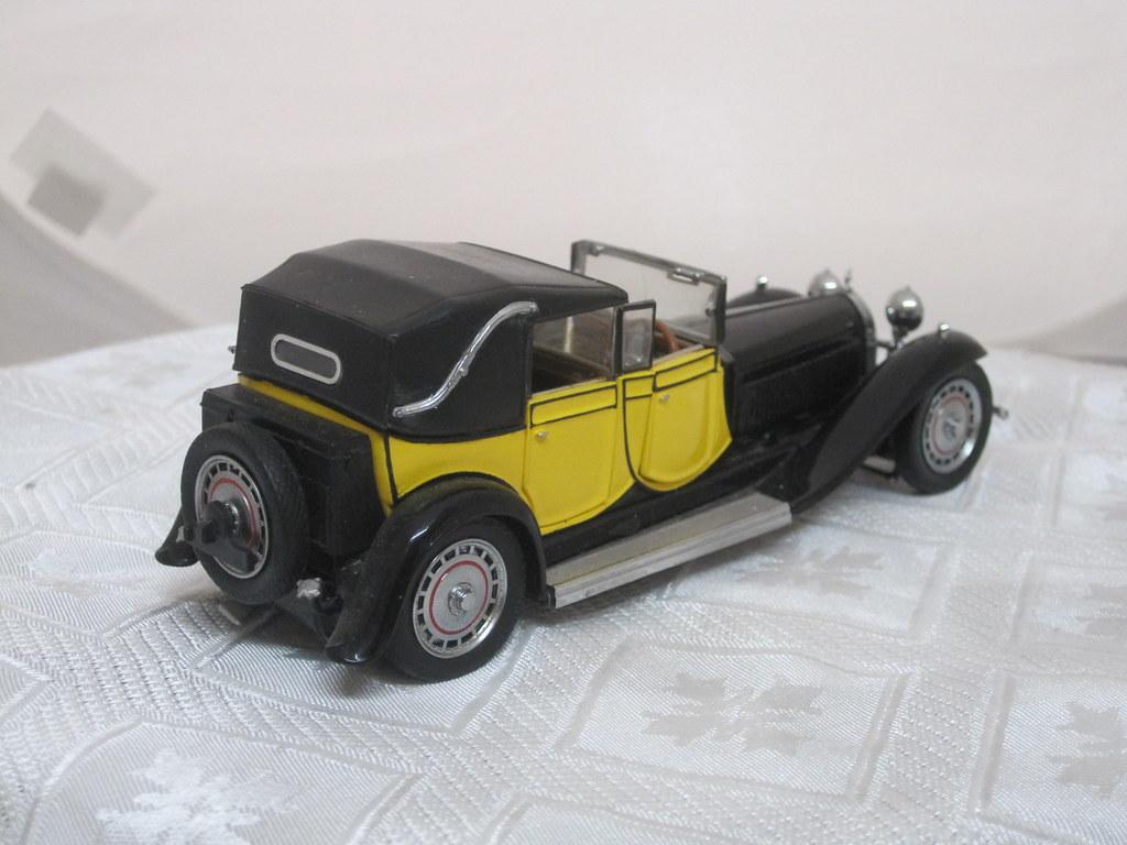 1931 Bugatti Royale Berline de Voyage 24