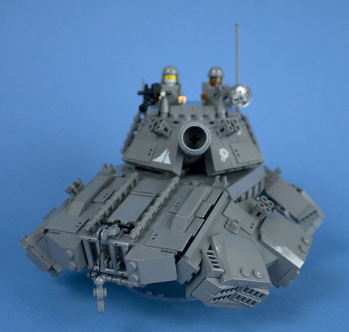 Iron Mountain Legion - Prototype Hover Tank - 12