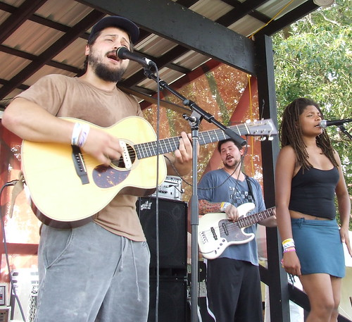 A festival within the festival: Asheville's Josh Phillips Folk Festival rocking the Solar Stage