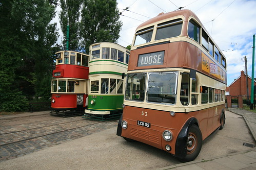 East Anglian Transport Museum, Carlton Colville, Lowestoft