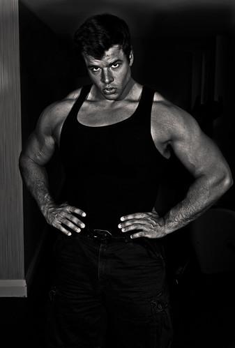 Paul Muscle Shoot