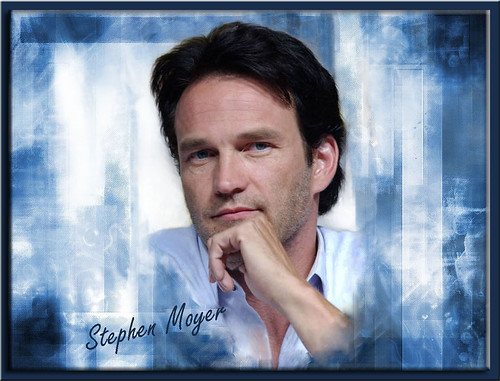 Stephen Moyer Portrait