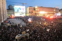 Roma durante i Mondiali in Sudafrica