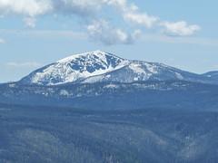 Spur Peak