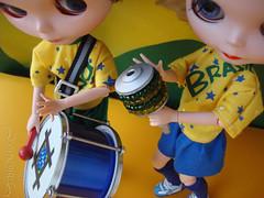 Torcida Brasileira - Copa 2010