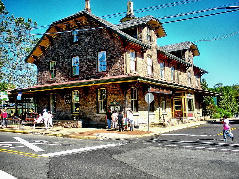 5284The Lambertville Station Inn
