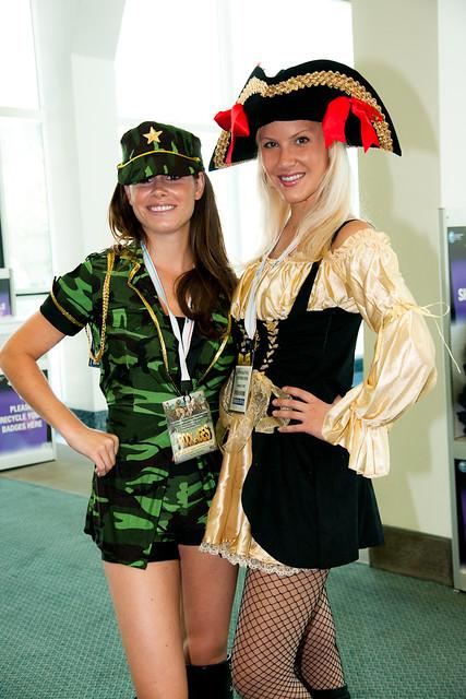 E3 2010 - Booth Babes