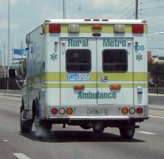 Orlando Rural-Metro Ambulance (Francesc_2000) Tags: rural us orlando metro florida ambulance eua eeuu ambulancia ambulncia orlandoruralmetroambulance