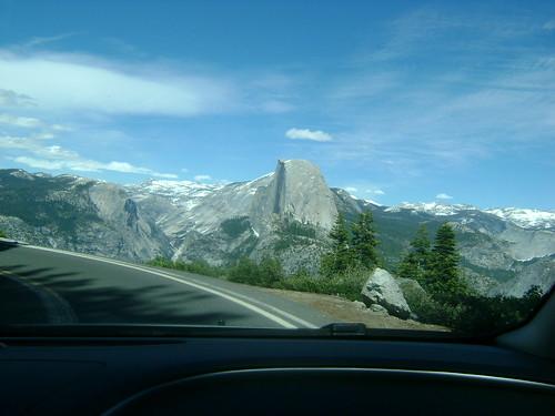 Hello Half Dome!