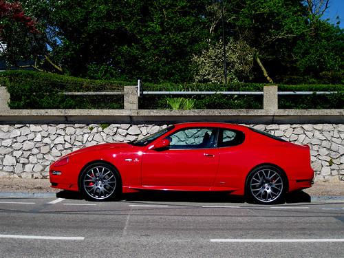 Maserati Gransport V8 Le Crotoy France