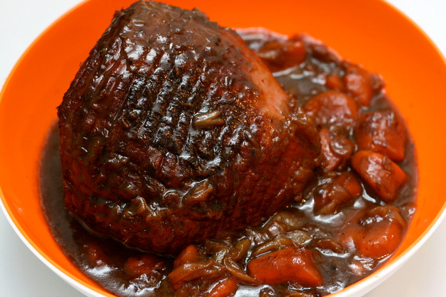 Homemade Pot Roast