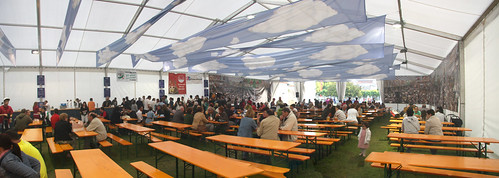 Colindres Beer Festival Panorama