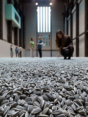 "Ai Weiwei ""Sunflower Seeds"""