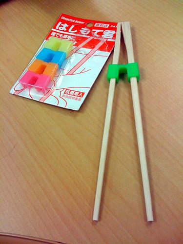 Ayuda para usar palillos I