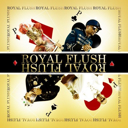 cover art the royal flush