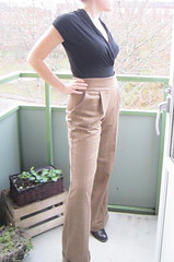 The Kate Trousers
