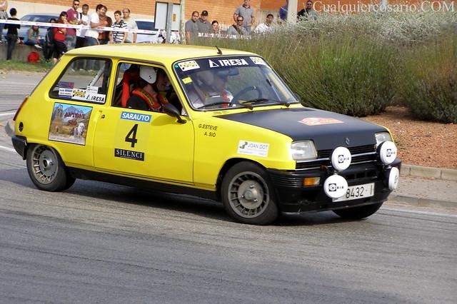Rally 2000 Viratges (2010) - Renault 5 Copa