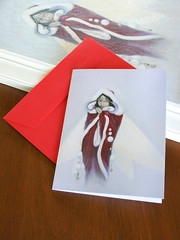 Christmas Card: Christmas Sprite