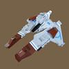 Yaeyama D2 - VV (Fredoichi) Tags: fighter lego space shooter shootemup starfighter gradius shmup vicviper novvember fredoichi nnovvember